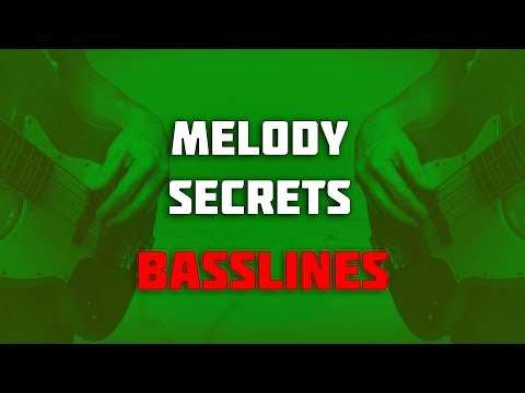 ☢ MELODY SECRETS: How To Make Better Bass lines/808 Patterns Instantly 🎸🔥 (808 Melody Tutorial)🔑