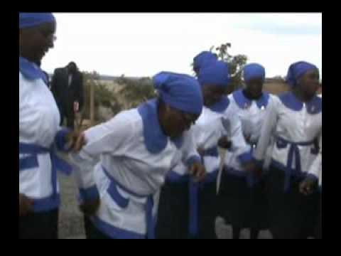 Anglican Vabvuwi Chinhoyi CPCA   Handei Jerusarema