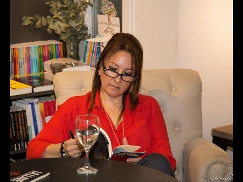 El año del libro Dictado desde El Corazón (autora Estella Bono)