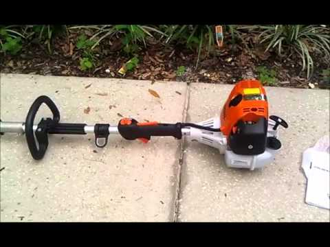 Craftsman 32cc Weed Wacker Trimmer Review Brush Cutter