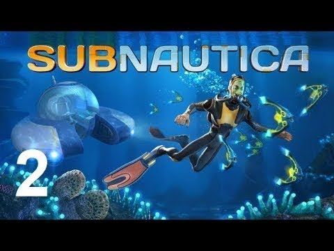 Subnautica #02 Su Gidu | Mobile Vechile Bay | Geresnis Oro Balionas |
