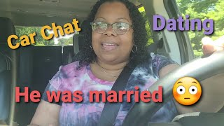 Dating | He was married | He lied to me