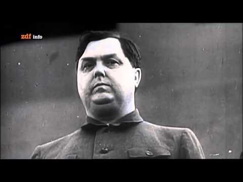 Zionistische Verschwörung gegen Stalin und Russland ZDF Propagandadoku