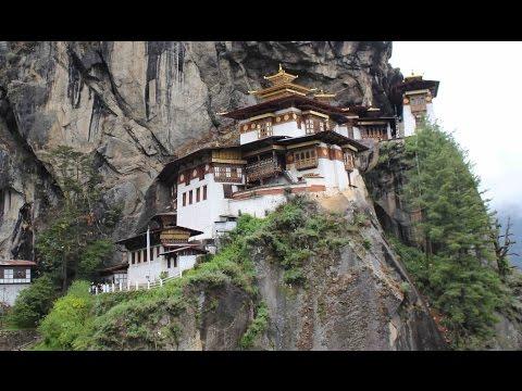 [Doku] Glücklich auf dem Dach der Welt - Leben in Buthan [HD]