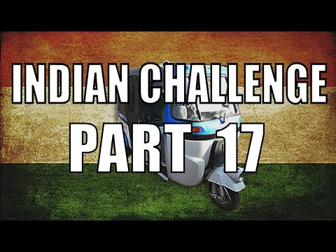 The Indian Challenge on Three Wheels: Maharashtra and Mumbai! pt: 17