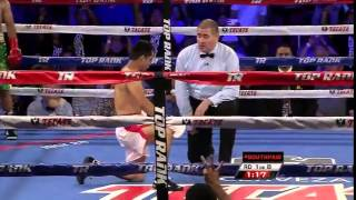 Top Rank Brian Viloria vs Omar Soto (July 25, 2015 in Hollywood, California)