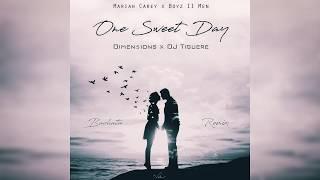 Mariah Carey Boyz Ii Men One Sweet Day Dimen5ions DJ Tiguere Bachata Remix PREVIEW.mp3