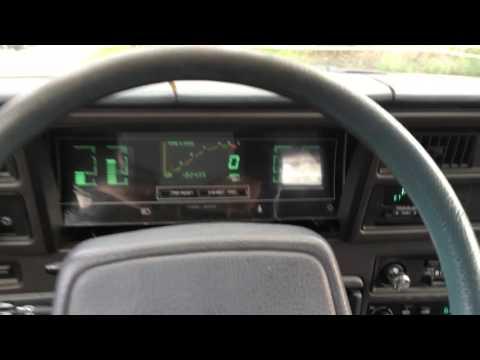 Dodge Spirit Digital Cluster Conversion