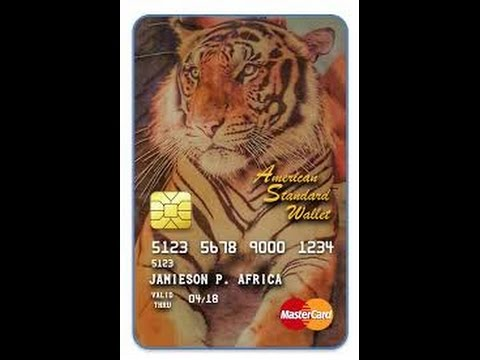 ASW Mastercard Review 2016.  Who is James Koh?  Activate Your ASW Mastercard.  #ASW
