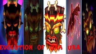 Video Evolution of Uka Uka (1996 - 2017) (PS1 , PS2 , GB , PS4) download MP3, 3GP, MP4, WEBM, AVI, FLV Oktober 2018