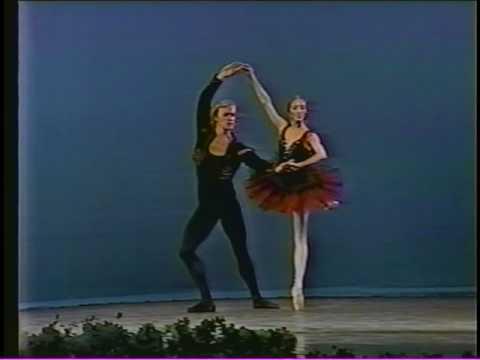 Natalia Makarova & Alexander Godunov  Don Q PDD