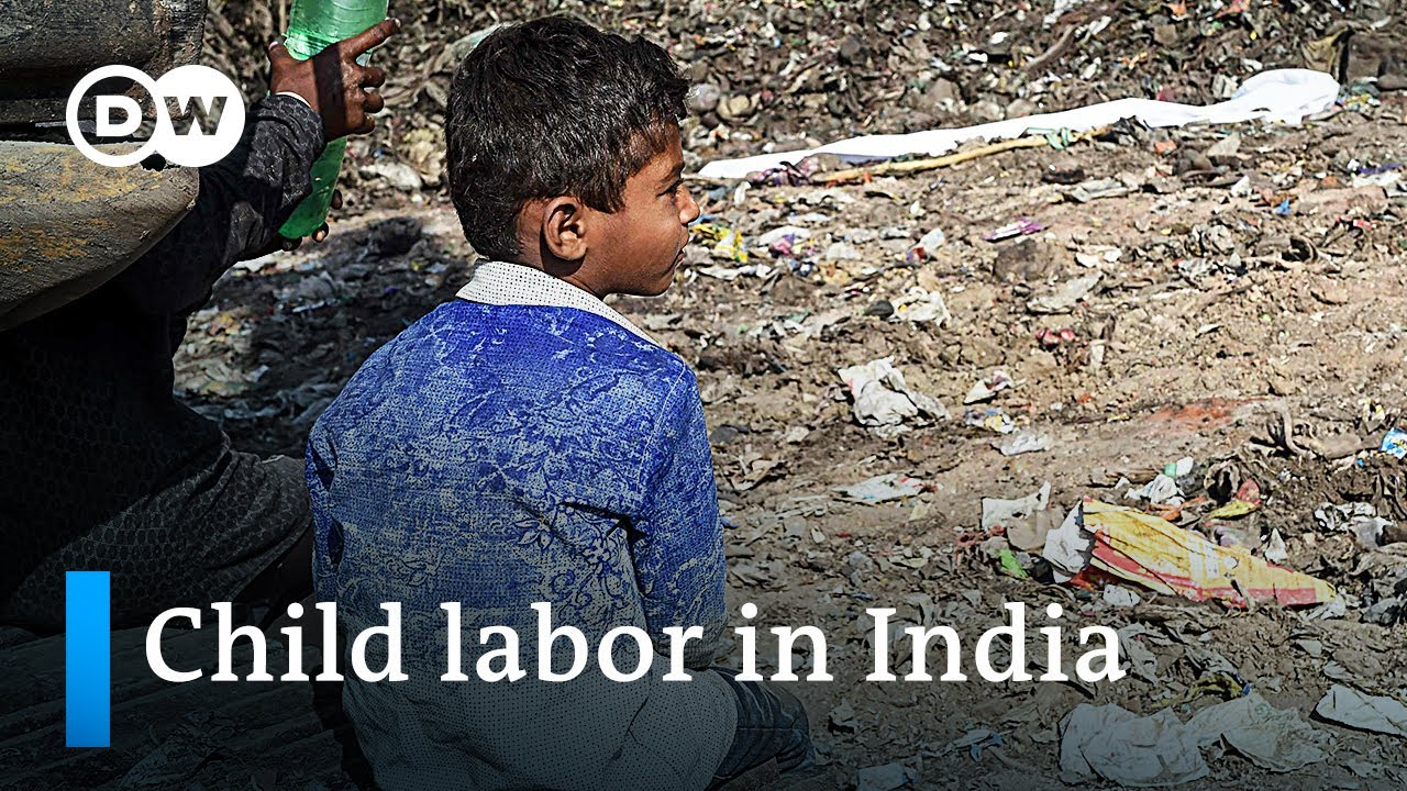 India fears increase of children trafficked or forced into labor | DW News
