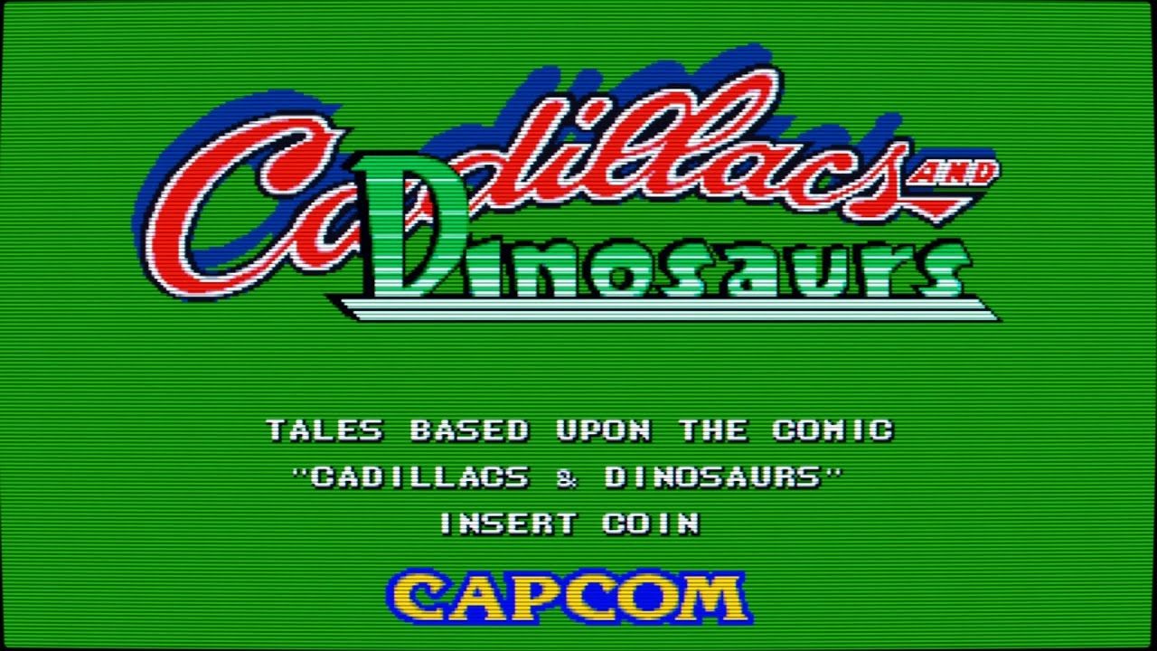 Cadillacs & Dinosaurs Intro (Arcade Game) - YouTube on blossom intro, bill nye the science guy intro, gilligan's island intro, jessie intro, bear in the big blue house intro, archer intro, dog with a blog intro, how i met your mother intro, parks and recreation intro, darkwing duck intro, arrested development intro, lizzie mcguire intro, even stevens intro, clarissa explains it all intro, home improvement intro, girl meets world intro, phil of the future intro, stanley intro, harry potter intro, batman intro,
