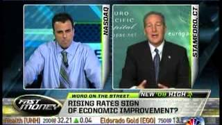 Peter Schiff on CNBC Fast Money 12/22/09