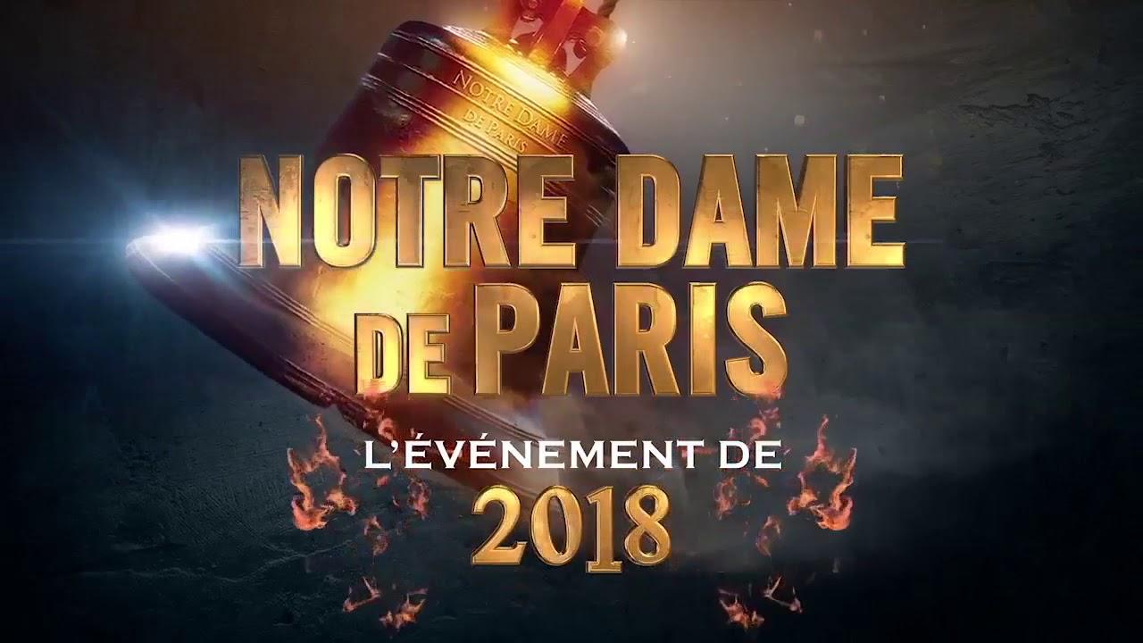 notre dame de paris 2018