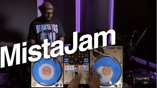 MistaJam - DJsounds Show 2017 - GRIME instrumentals set!