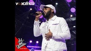 "Dadiposlim (Equipe Singuila) "" Sikomi "" de Diamond Platnumz l Grande Finale l The Voice Afrique 2018"