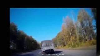 Очумевшее быдло на дороге!