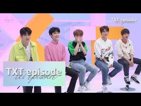[Episode] TXT(투모로우바이투게더) Debut week behind Story