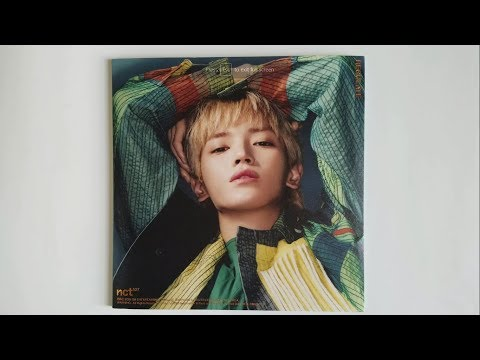 NCT 127 Regulate Taeyong Full Set Unboxing | 엔시티 태용 언박싱