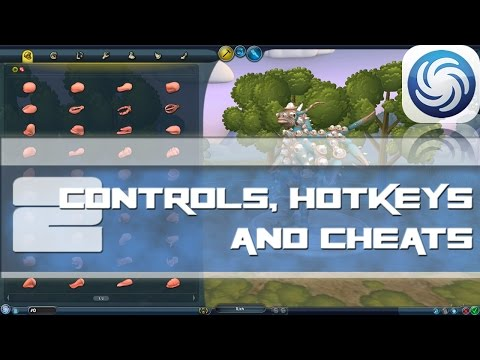 SPORE TUTORIAL SERIES #2: Controls, Hotkeys and Cheats (collab with TheKatsos)