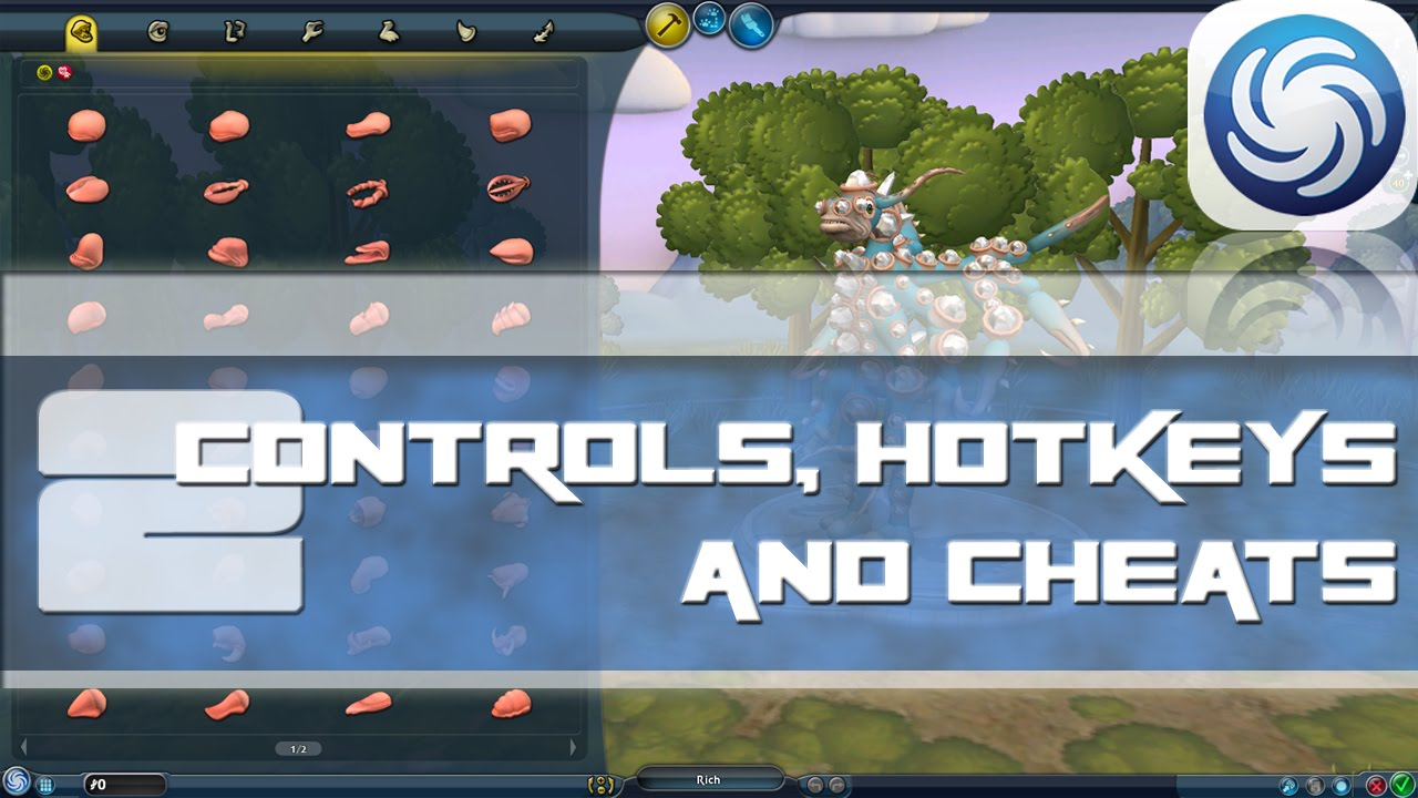 Top spore cheats, console commands and cheat codes.