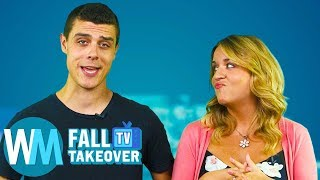 WatchMojo's Fall TV Takeover!  So Much Amazing TV!