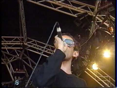 Shed 7  Bully Boy  Live at T in the Park 1995