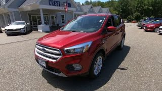 2019 Ford Escape Niantic, New London, Old Saybrook, Norwich, Middletown, CT 19ES134
