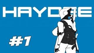 гОЛОВОЛОМКА ДЛЯ ВЗРОСЛЫХ - Haydee - Прохождение #1
