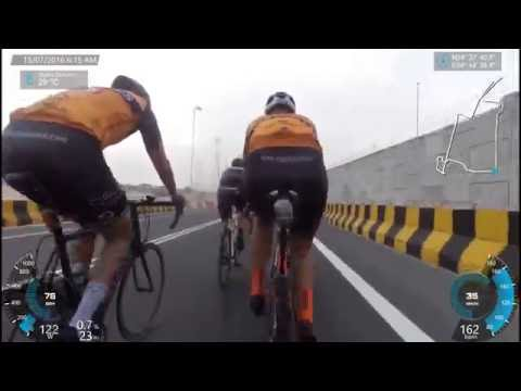 Friday Abu Dhabi Adnoc Loop