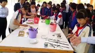 20150417_霞涌第一小學與上水惠州公立學校交誼活動(1