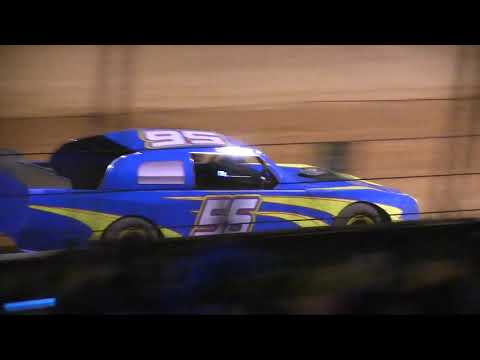 Street Stock Heats And Feature @ Southern Raceway 9-29-18