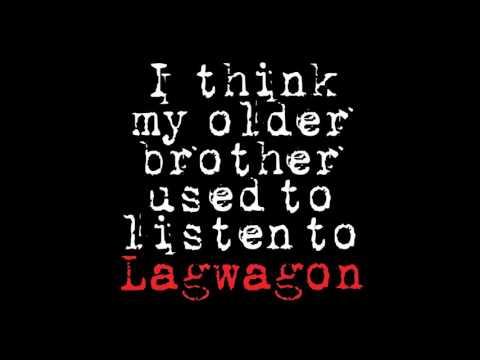 Lagwagon - I Think My Older Brother Used To Listen To Lagwagon (Full EP)
