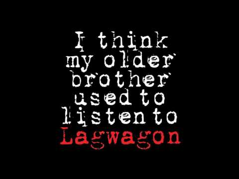 Lagwagon - I Think My Older Brother Used To Listen To Lagwagon (Full EP)