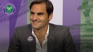 Wimbledon 2018: Roger Federer ready for 'nerve-wracking' return