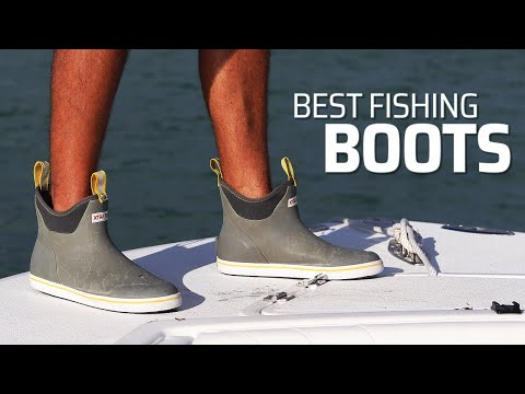 WATCH THIS BEFORE BUYING FISHING OR BOATING SHOES