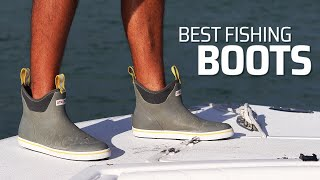 BEFORE BUYING FISHING OR BOATING SHOES