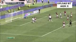 Video Gol Pertandingan AS Roma vs Genoa