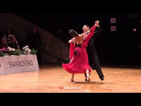 Pasquale Sirica - Lea Rey FRA, Quickstep, German Open Championships 2019