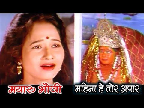 MAHIMA HE TOR APAR - महिमा हे तोर अपार || MAYARU BHAUJI || CG MOVIE SONG