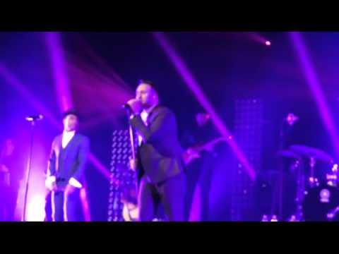 Blue - U Make Me Wanna - Colours of Blue Tour - Glasgow 2015