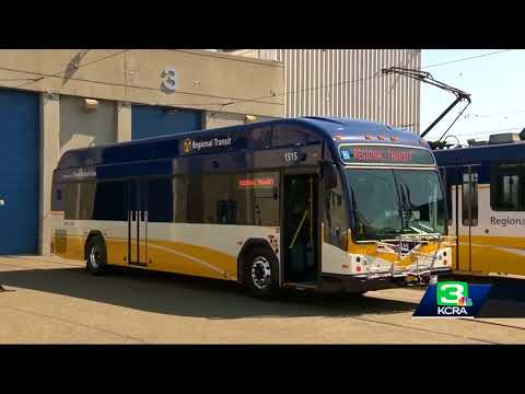 Sacramento Regional Transit looking to re-design system