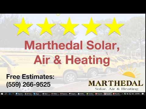 Marthedal Solar, Air U0026 Heating