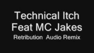 technical itch feat mc james retribution audio remix