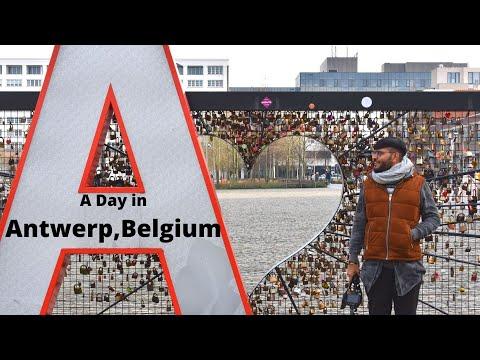 A Day in Antwerp, Belgium | Things to do in Antwerp | Vlog#2