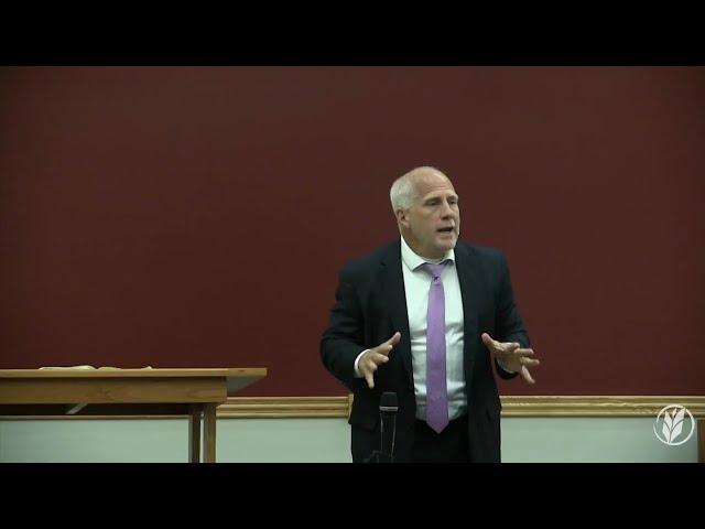 7 Ways to React to Conflict · PM · 190901 · Pastor Jerome Pittman · VBC Livestream
