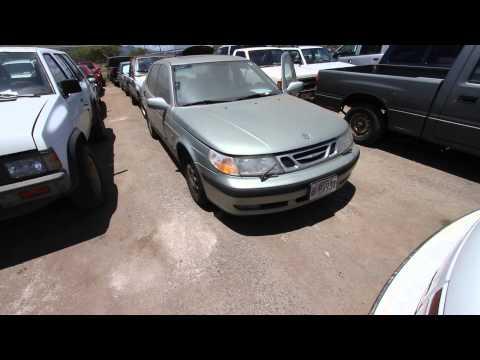Pacific Auto Auction - Saab 2000
