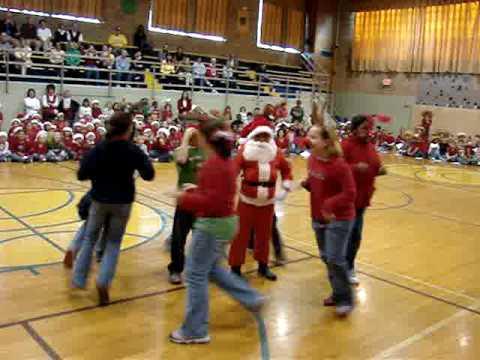 Todd Sterling-Thomas Kline - Dancing Santa and Elf
