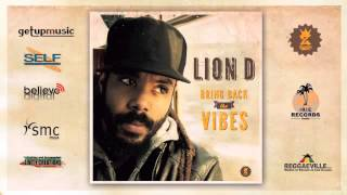 LION D - MUMMA - BRING BACK THE VIBES - BIZZARRI REC.2013